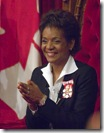 Governor General Canada Michaelle Jean