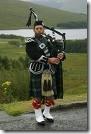 Scotland piper