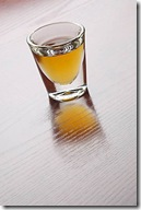 Shot glass of liquor uid 1344160