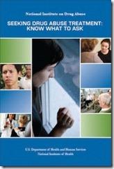 Guide to drug abuse treatment NIDA